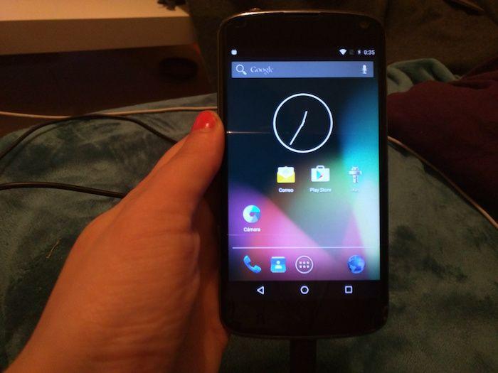 Experiencia con Android 6.0 Marshmallow en Nexus 4 optimizado