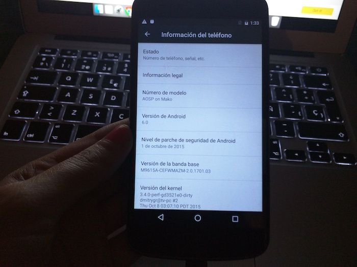 Qué significan las advertencias de seguridad de Android 6.0 Marshmallow