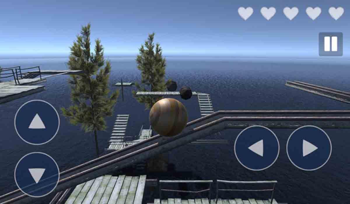 Extreme Balancer 3 versión de Bounce