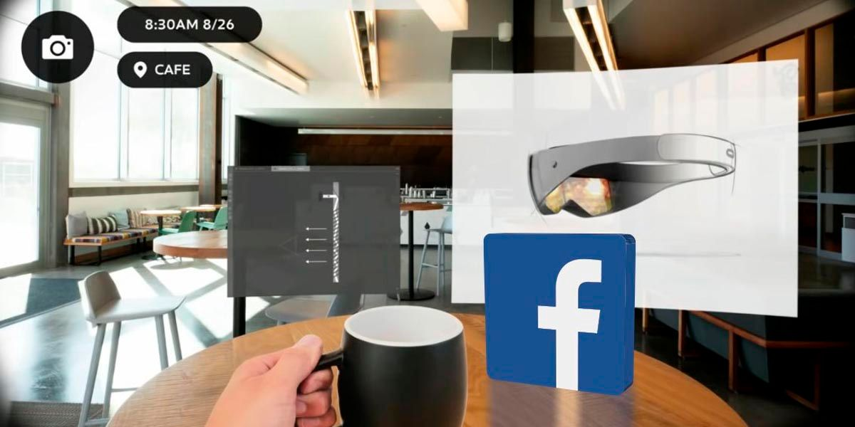 Eye OS Facebook realidad aumentada
