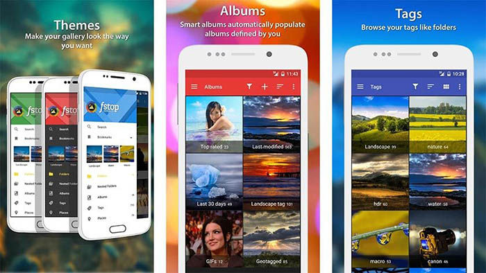 F-Stop gallery para Android