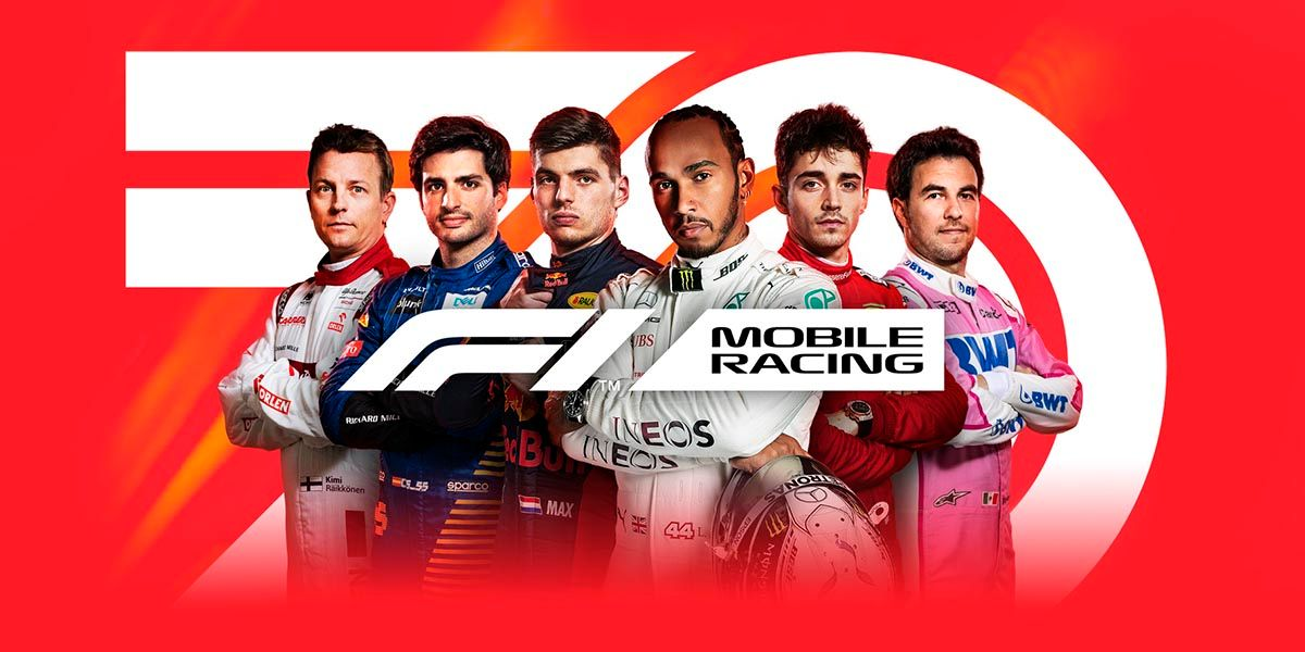 F1 Mobile Racing para Android e iOS