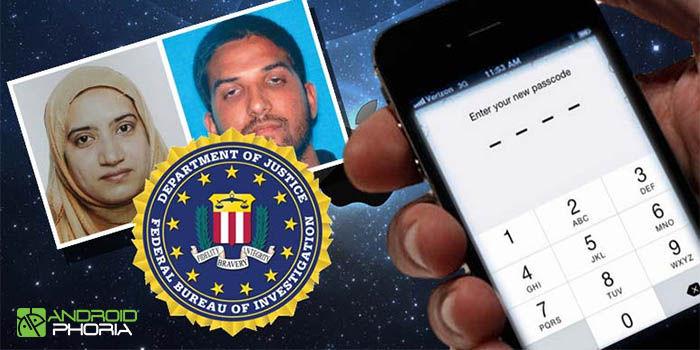 FBI logro hackear el iPhone de San bernardino