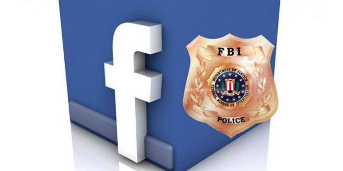 FBI y Facebook
