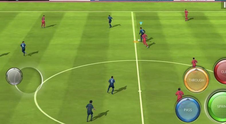 FIFA 16 en Nexus 6P vuela