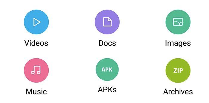 explorador de archivos samsung apk