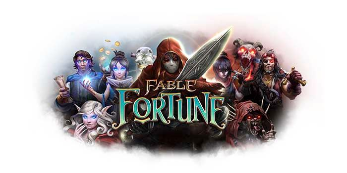 Fable Fortune Android iOS