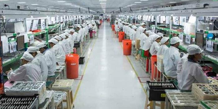 Fábrica de Xiaomi