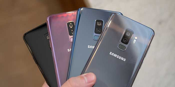 Fabricar Galaxy S9