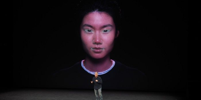 Face ID apple trabajo de Xiaomi Oppo