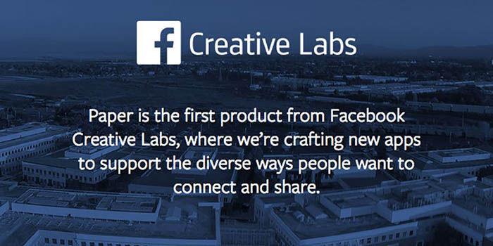 Facebook Creative Labs
