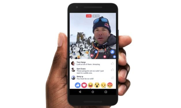 Facebook Live Video novedades
