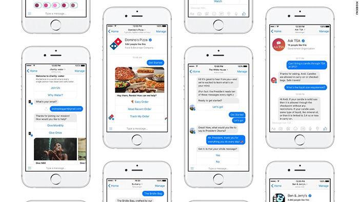 Facebook Messenger mas simple para el 2018
