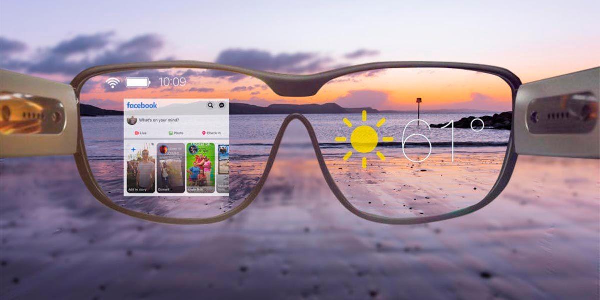 Facebook alianza con Ray Ban lanzar gafas inteligentes