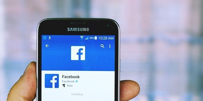 Facebook tener solo el nombre