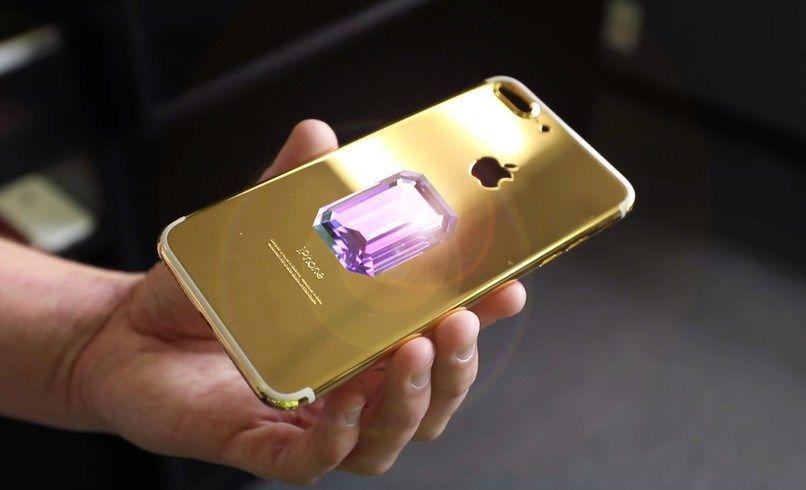 Falcon Supernova iPhone 6 Pink Diamond, el móvil más caro del mundo por casi 50 millones de dólares