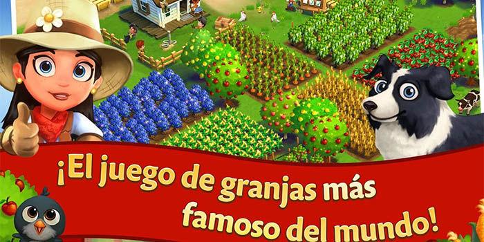 FarmVille 2 el famoso juego de granjas