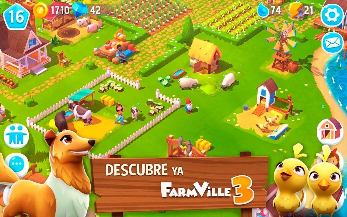FarmVille 3 para Android