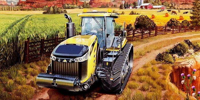 Farming Simulator juegos de granja
