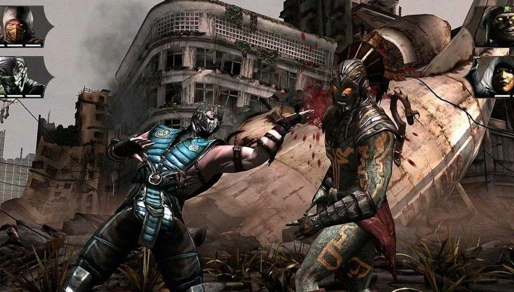 Fatalitie en Mortal Kombat X