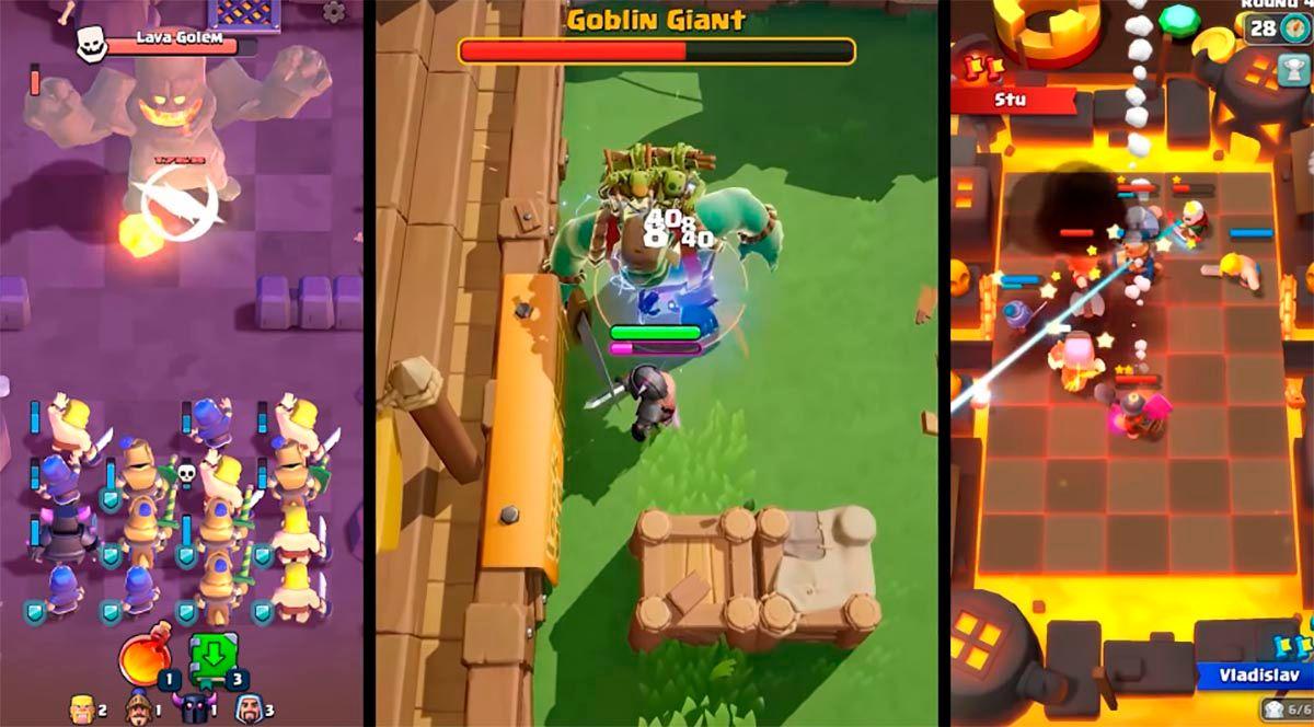 Data di rilascio Clash Quest, Clash Mini e Clash Heroes