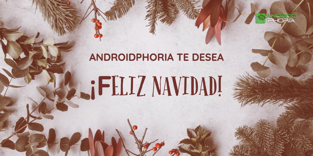 Feliz Navidad Androidphoria