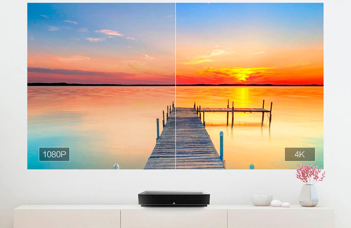 Fengmi 4K Cinema Pro proyector xiaomi 4k hdr10 pantalla 150 pulgadas