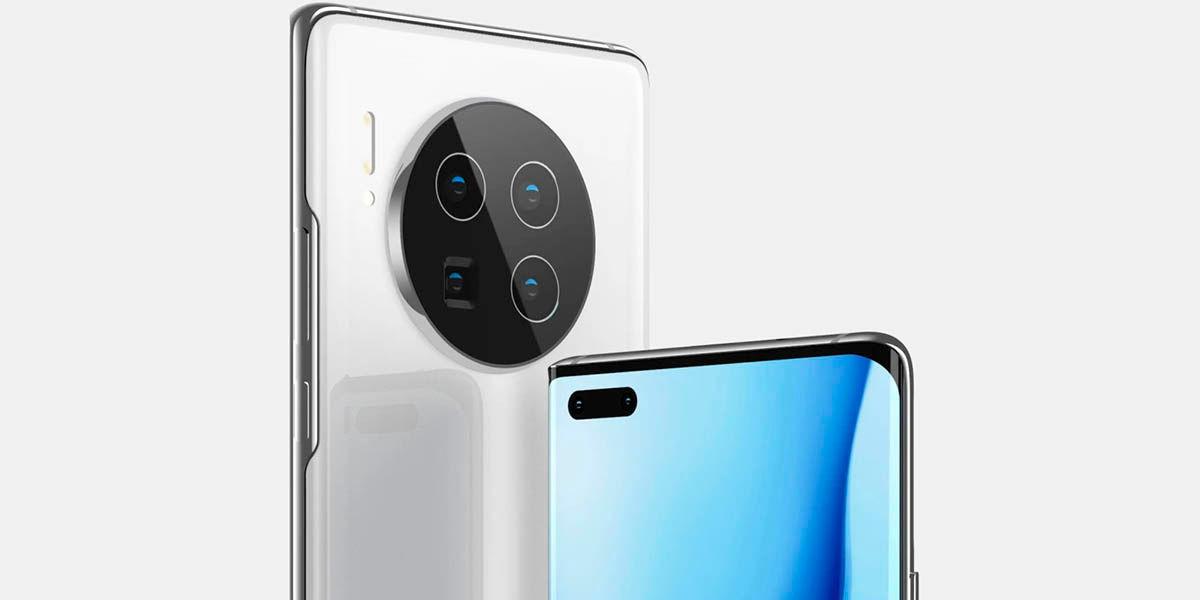 Filtran avance Huawei Mate 40 y Mate 40 Pro