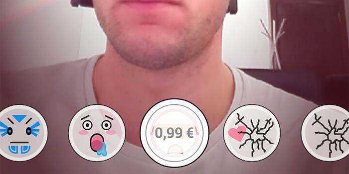 Filtros de pago Snapchat