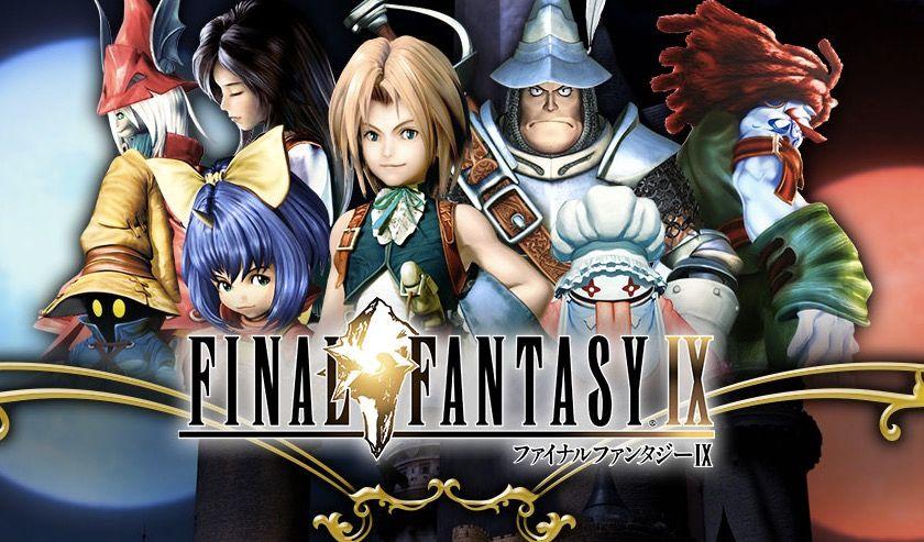 Final Fantasy IX para Android