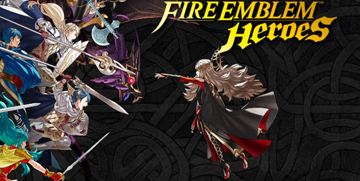 Fire Emblem Heroes para movil