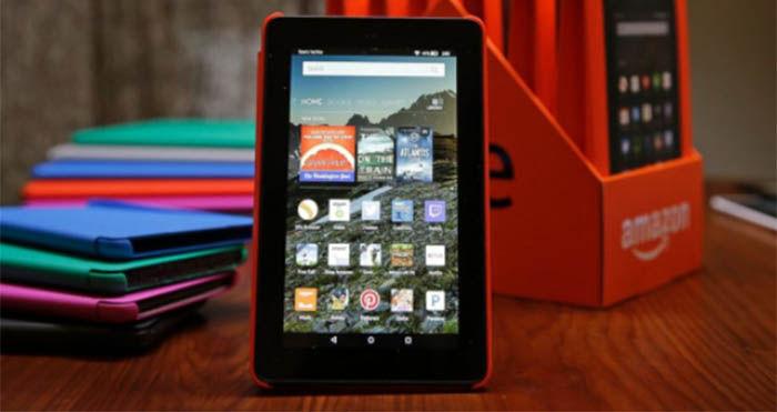 Fire tablet de Amazon