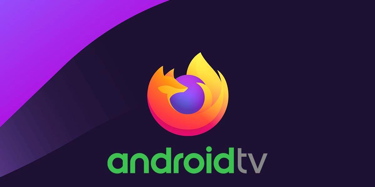Firefox en Android TV