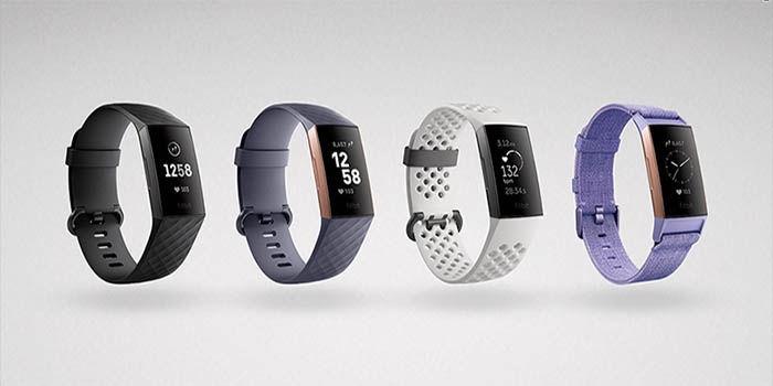 Fitbit Charger 3 colores