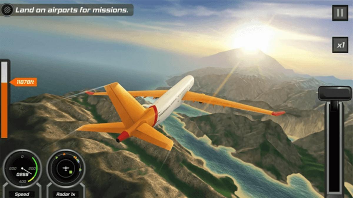 Flight Pilot Simulator 3D