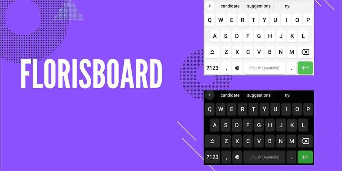 FlorisBoard alternativa teclado de Google