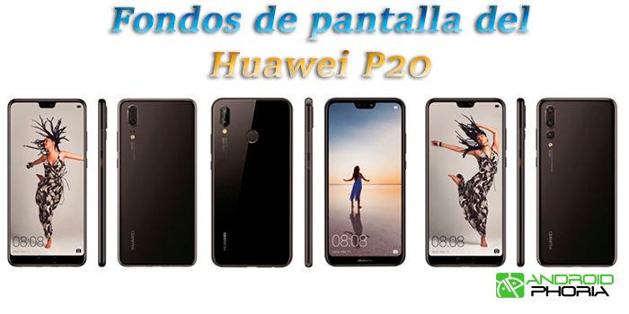 Fondos de pantalla del Huawei P20