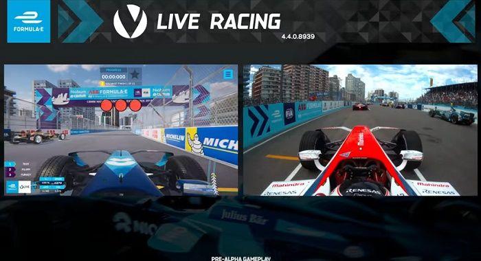 Carreira de Fórmula E