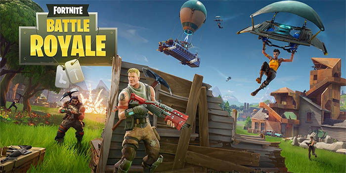 Fornite Battle Royale para Android