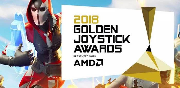 Fornite Premios Joystick 2018