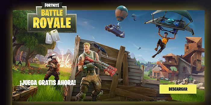 Descargar Fortnite Battle Royale Para Android Gratis