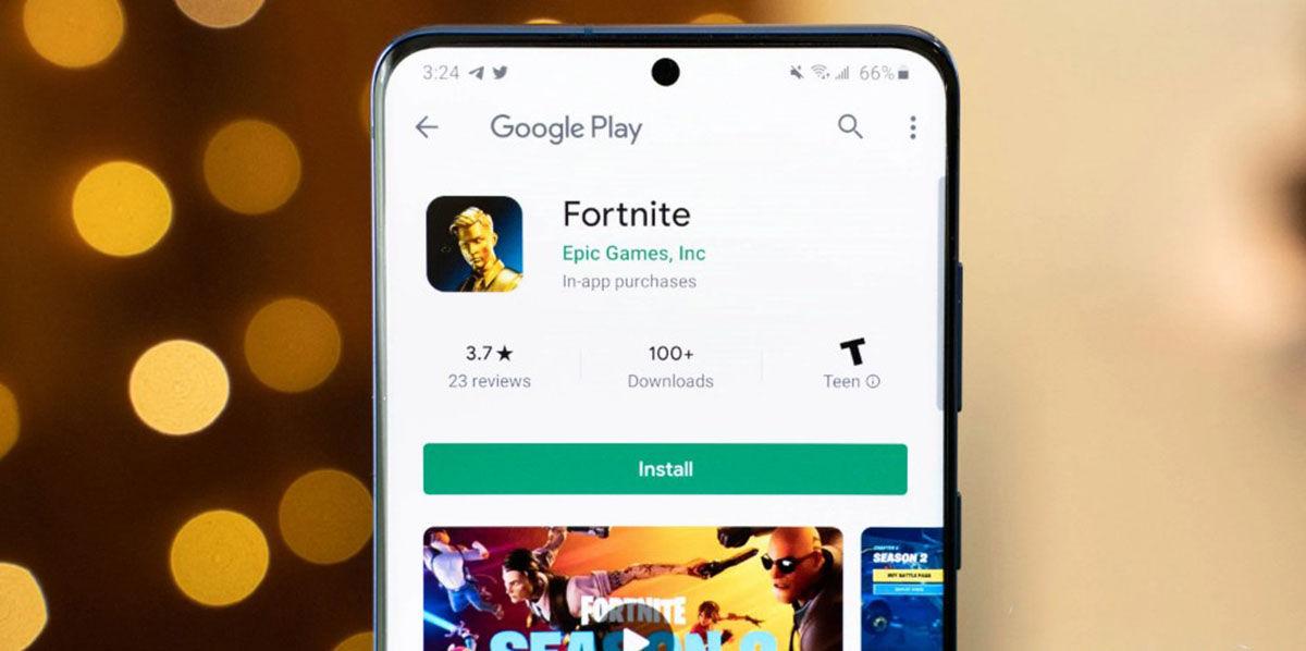 Fortnite Play Store