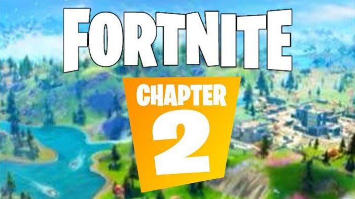 Fortnite capitulo 2