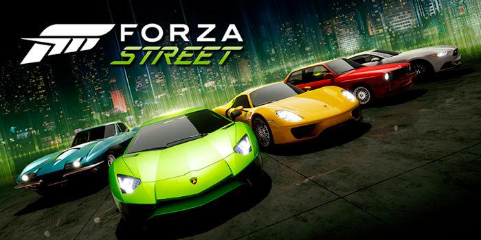 Forza Street para Android