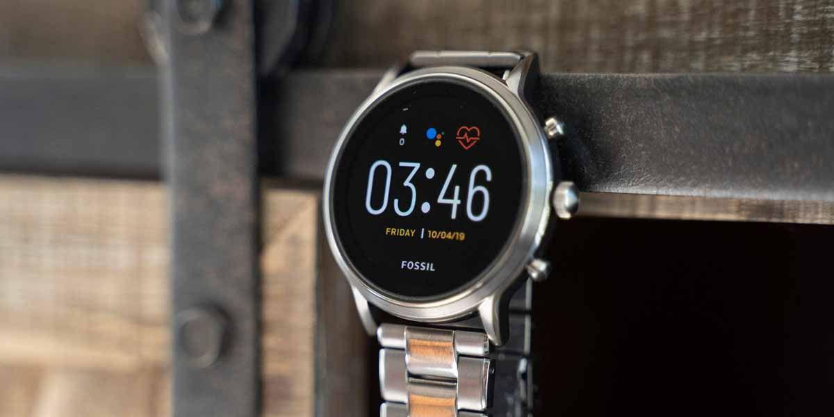 Fossil Gen 5 un smartwatch calidad precio