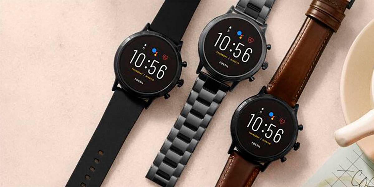 Fossil Gen 5E reloj con WearOS