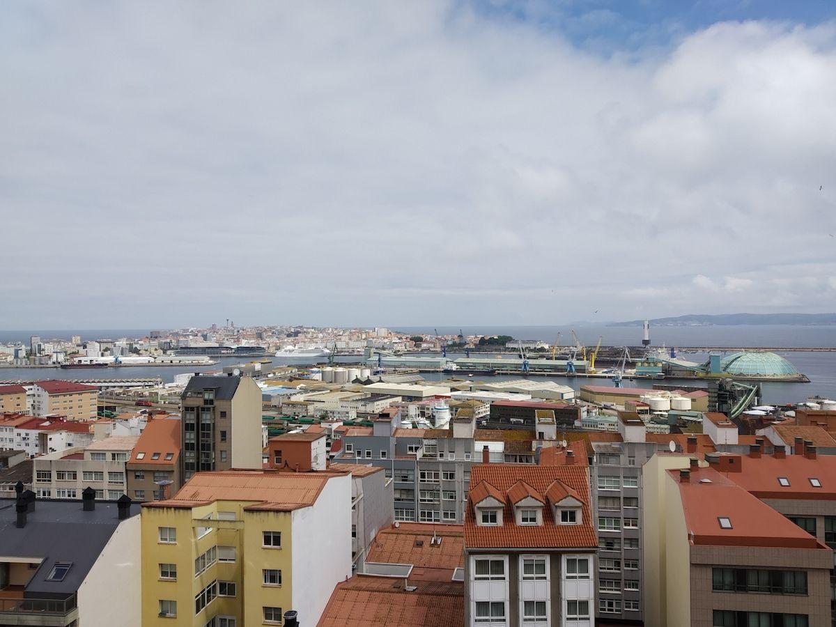 Foto Redmi S2 paisaje