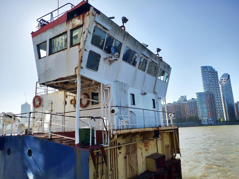 Foto barco Mi Mix 2S