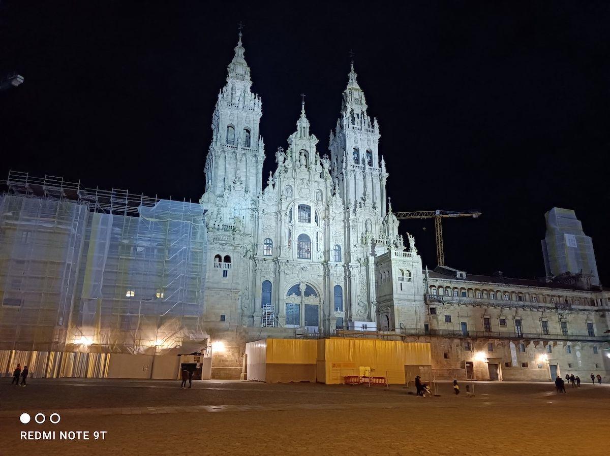 Foto de noche Catedral