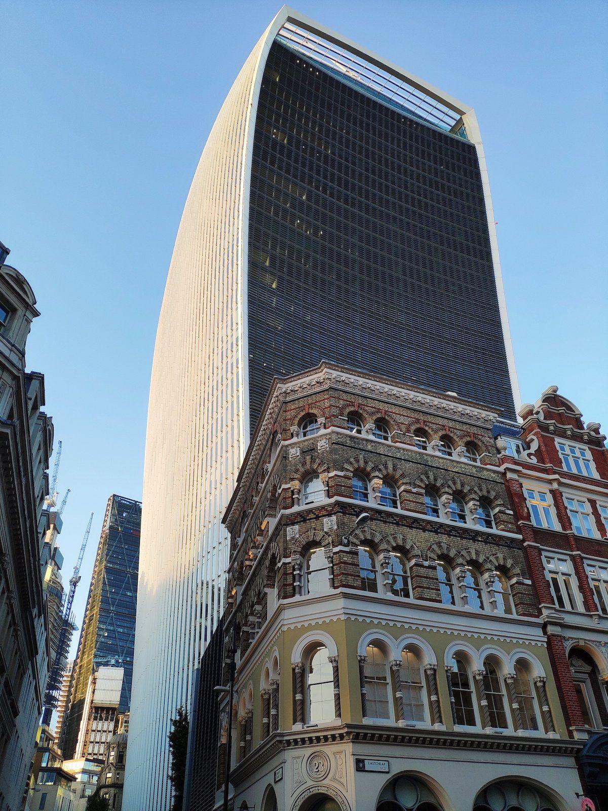 Foto edificio Mi Mix 2S